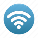 internet, signal, signals, wifi, wireless icon