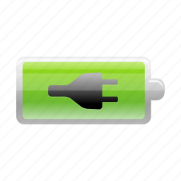 battery, charge, charged, electric, electricity, energy, power icon
