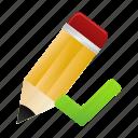 edit, validated, design, draw, pencil, write, writing