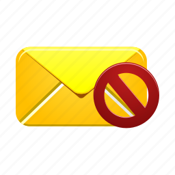 email, inbox, mail, message, not, validated icon