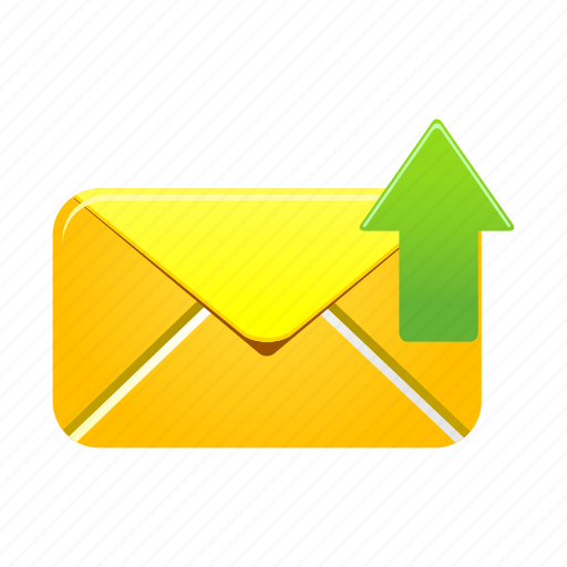 email, envelope, inbox, mail, message, send icon