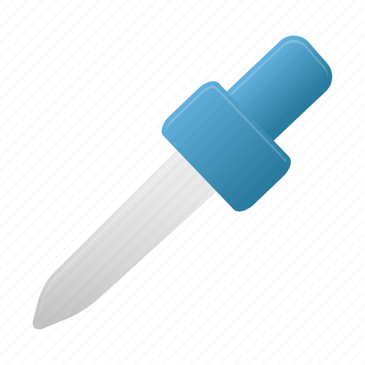 design, eyedropper, tool, tools icon