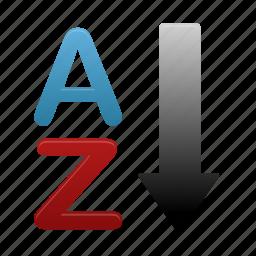 align, alignment, arrange, sortascend icon
