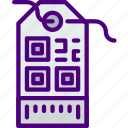 business, buy, code, ecommerce, qr, shop icon