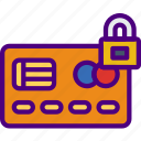 business, buy, card, ecommerce, protection, shop icon
