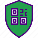 business, buy, code, ecommerce, protection, qr, shop icon