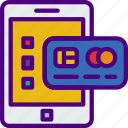 business, buy, ecommerce, mobile, payment, shop icon