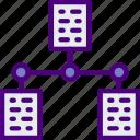 file, hosting, seo, sharing, storage, web icon