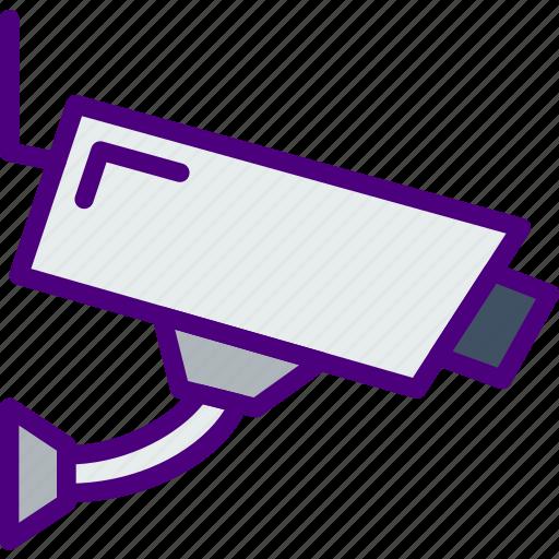 cctv, protection, security, virus, web icon