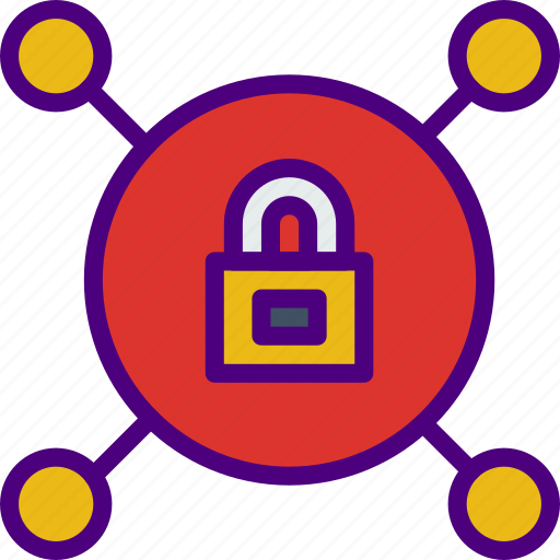 protected, protection, security, virus, web icon