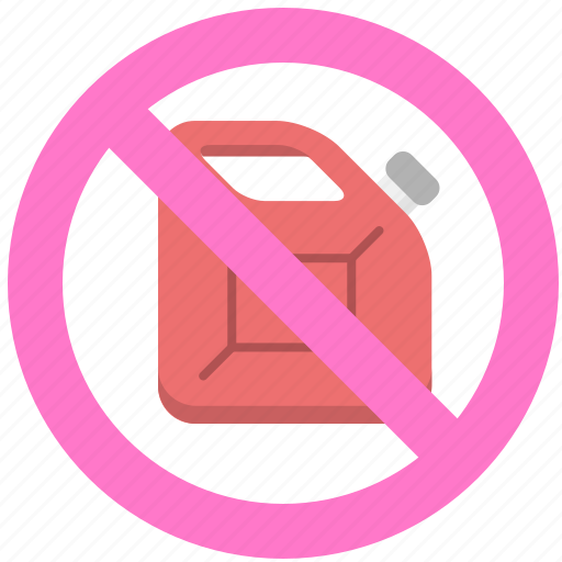 block, dangerous, prevent, stop icon