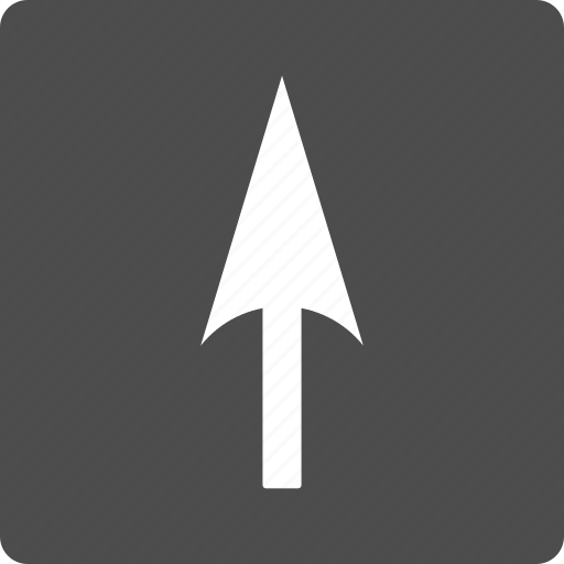 axis y, direction, move, navigation, point, pointing arrow, vertical icon