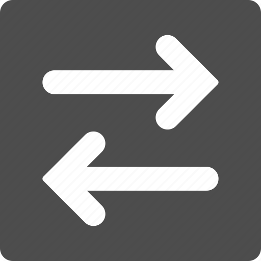 exchange, flip, flipping, horizontal, horizontally, mirror, swap icon
