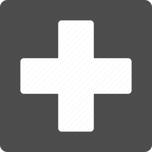 add, create, health care, hospital, medical cross, new, plus icon