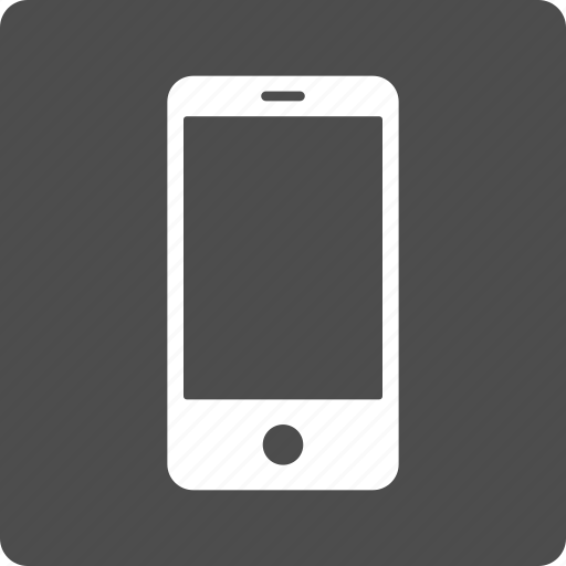 cell phone, cellphone, communication, connection, iphone, mobile phone, smartphone icon