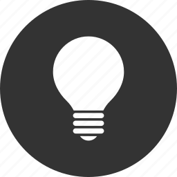electric, electricity, energy, light bulb, power, science, tip of the day icon