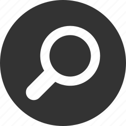 explore, look, magnifier, magnifying glass, research, view, zoom icon