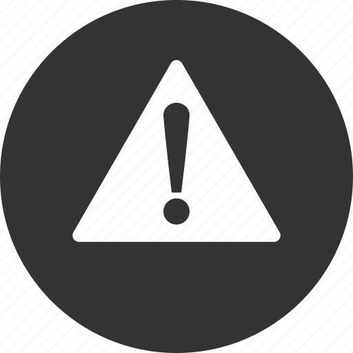 alarm, alert, attention, danger, exclamation, safety, warning icon