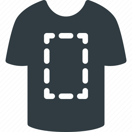 fabric, personalize, printing, shirt, tshit icon