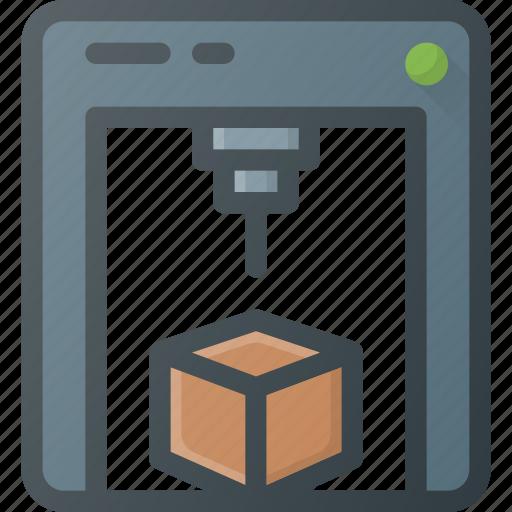 Object, printer icon - Download on Iconfinder on Iconfinder