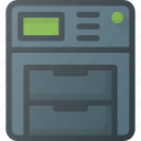 laser, office, print, printer icon