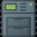 laser, office, print, printer