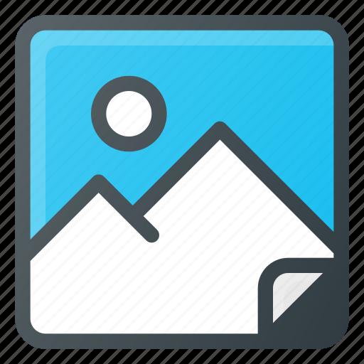 printer, printing, sticker icon
