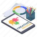 creative graphics, digital art, digital graphic, graphic designing, logo designing icon