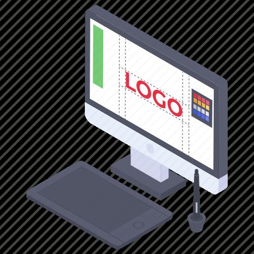 branding logo, digital graphic, graphic designing, logo creation, logo designing icon