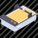 cutting plotter, plotter board, plotter drive, plotter machine, printing device