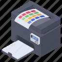 color printer, copying machine, hard copy machine, output device, printing machine