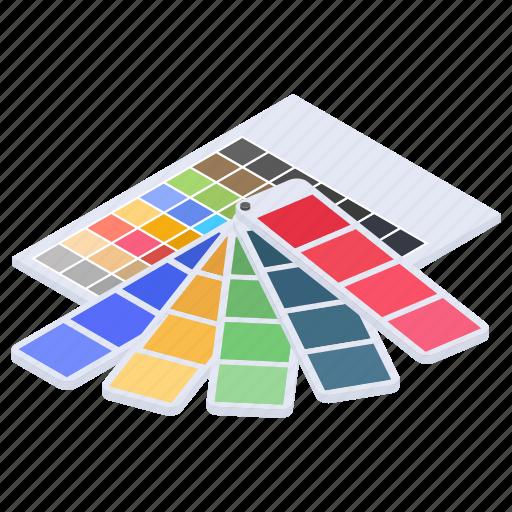 color catalogue, color palette, color swatch, edit color, pantone icon