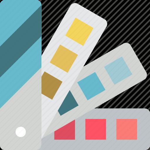pantone, print, printing icon