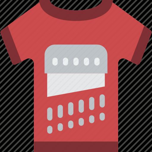 print, printing, shirt, t icon