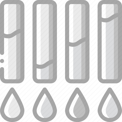 ink, levels, print, printing icon