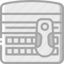 calibrator, print, printing icon