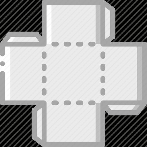 box, net, print, printing icon