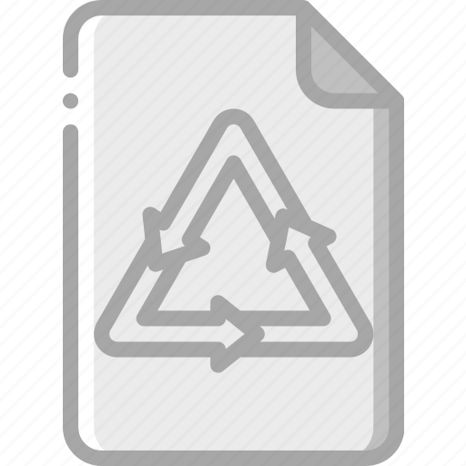 paper, print, printing, recycle icon