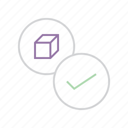approve, buy, confirm, okay, product, select, verify icon