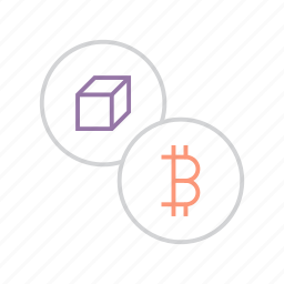 bitcoin, digital, ecommerce, online, payment, product, shopping icon