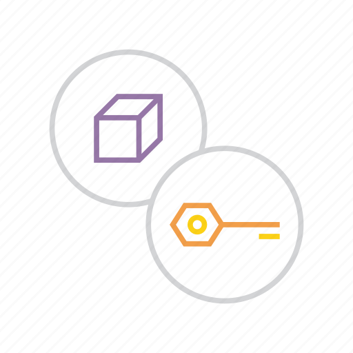 activation, authentication, code, encryption, key, password, product icon