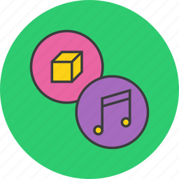 accessories, instrument, multimedia, music, musical, product icon