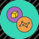 analysis, analytics, graph, product, sales, statistics, stats icon