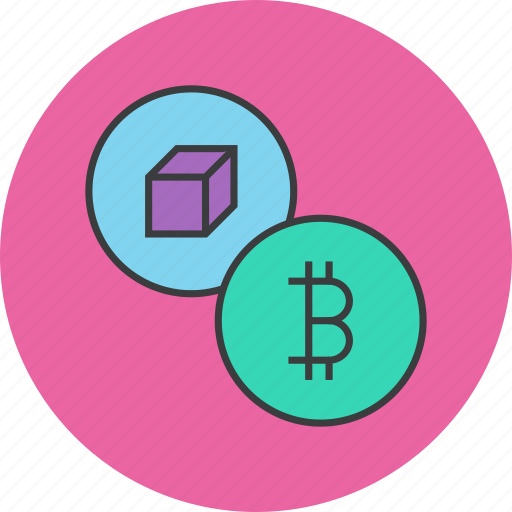 bitcoin, digital, e-commerce, online, product, shopping, trade icon