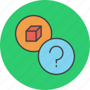 details, help, info, product icon