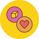 bookmark, favorite, important, love, popular, product icon