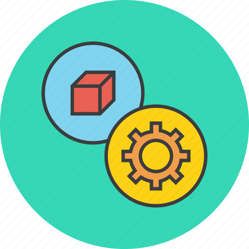configuration, configure, options, package, preferences, product, settings icon