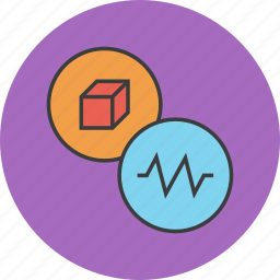 activity, graph, notification, product, status icon