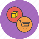 add-to-cart, buy, cart, product, shop, shopping icon