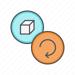 modify, product, refresh, renew, update icon
